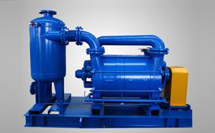 双级液环真空泵_双级水环式真空泵