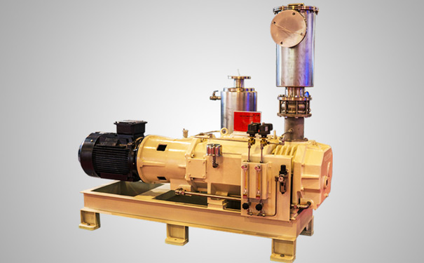 变螺距干式螺杆真空泵图片