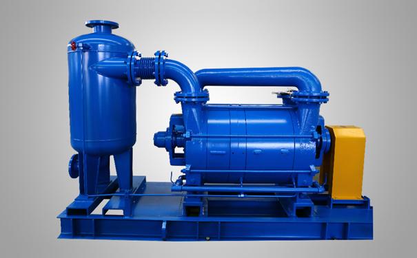 双级液环真空泵图片