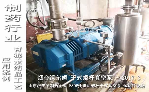 干式螺杆真空泵图片,干式螺杆真空泵案例,干式螺杆真空泵找哪家