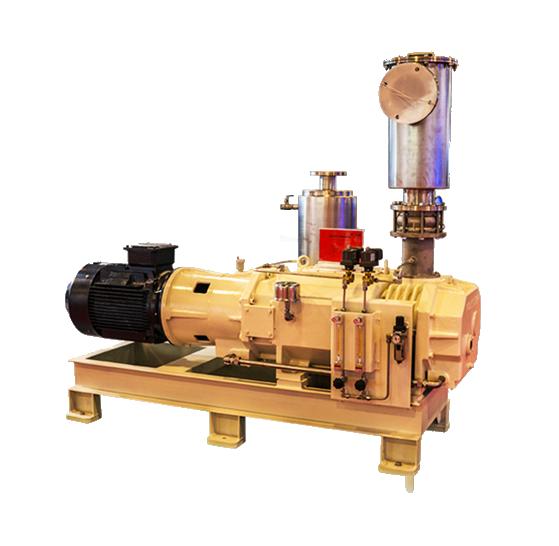 ESDP变螺距干式螺杆真空泵