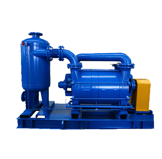 双级液环真空泵